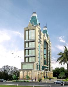 Das neue Royal Tulip Navi Mumbai ist das erste Luxushotel der Louvre Hotels Group in Südasien