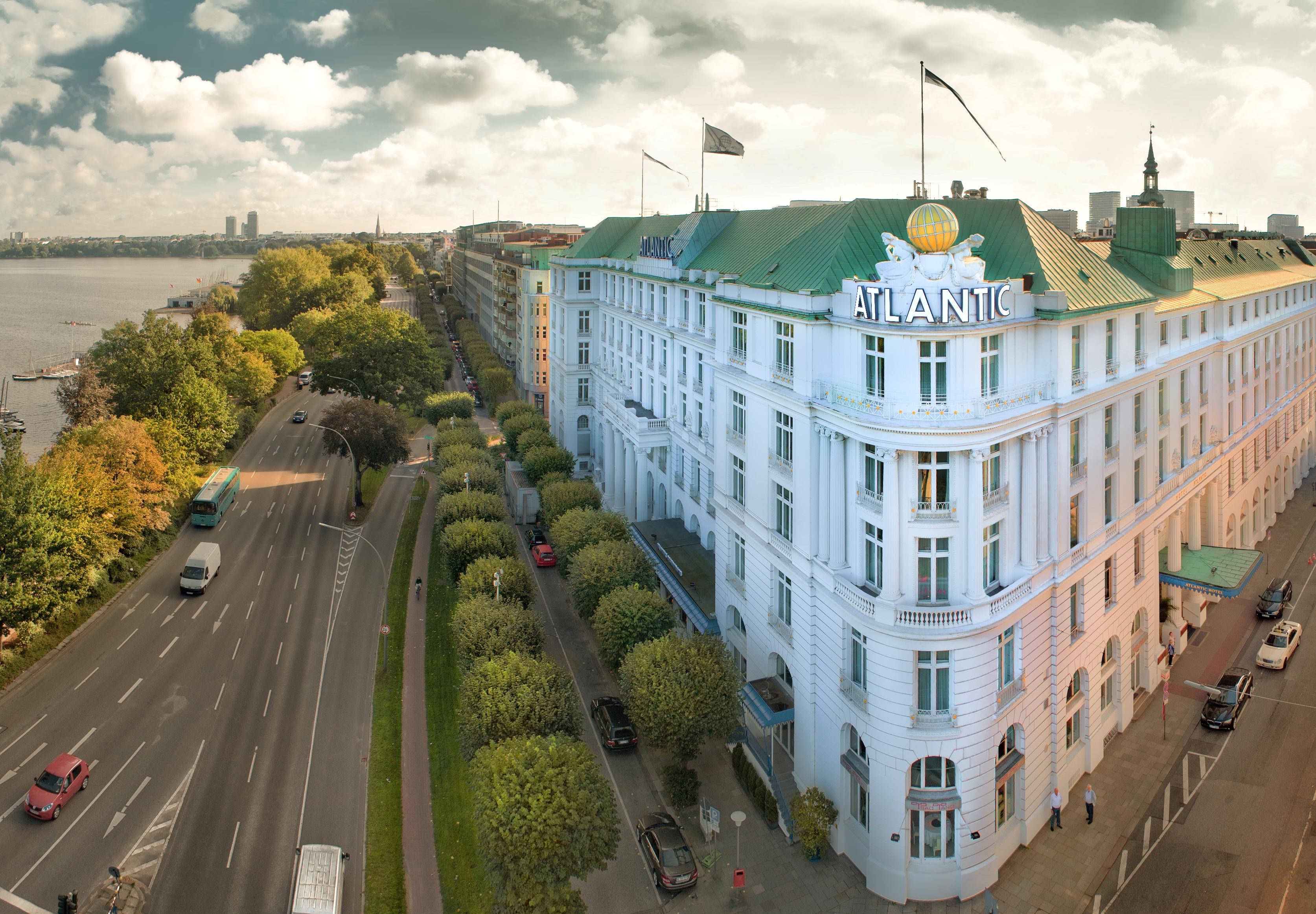 Atlantic Hotel Hamburg Brunch