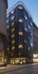 Hotel Topazz Wien: Hotelimmobilie des Jahres 2012