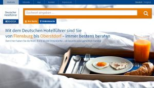 hotelguide.de - Deutscher Hotelführer relauncht