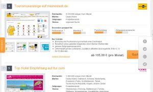 myhotelshop.de: Neuer Marktplatz für Onlineanzeigen in großen Reise-Portalen
