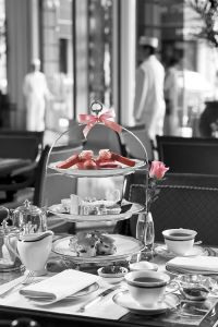 Peninsula Pink Afternoon Tea