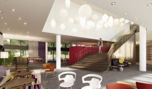 25hours Zürich West - Lobby