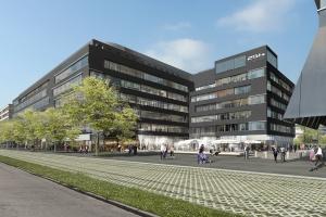 25hours Zürich West: Erstes Hotel-Projekt von Stardesigner Alfredo Häberli