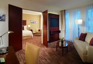 Executive Suite im Berlin Marriott Hotel