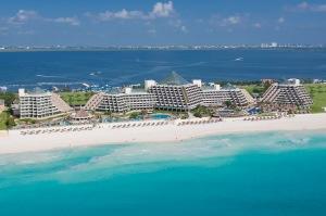 Gran Meliá Cancun wird zum Paradisius Resort