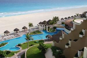 Gran Meliá Cancun - Beach Pool