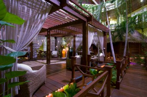 Gran Meliá Cancun - Spa Gazeba