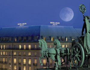 Hotel Adlon Kempinski Berlin - German Hotel of the Year 2013