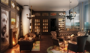 Kameha Grand Zürich - Cigar Lounge