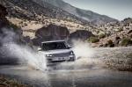 Neuer Range Rover: Exklusive Testfahrt in Marokko
