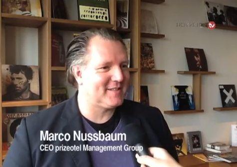 Marco Nussbaum, CEO der Prizeotel Management Group: Marken weniger wichtig - entscheidend sind Preis und Bewertung