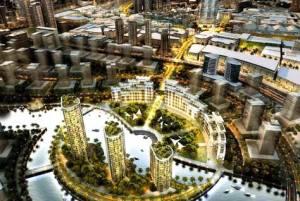 Dubais Herrscher Scheich Mohammed Bin Rashid Al Maktoum will die weltgrößte Shopping Mall errichten