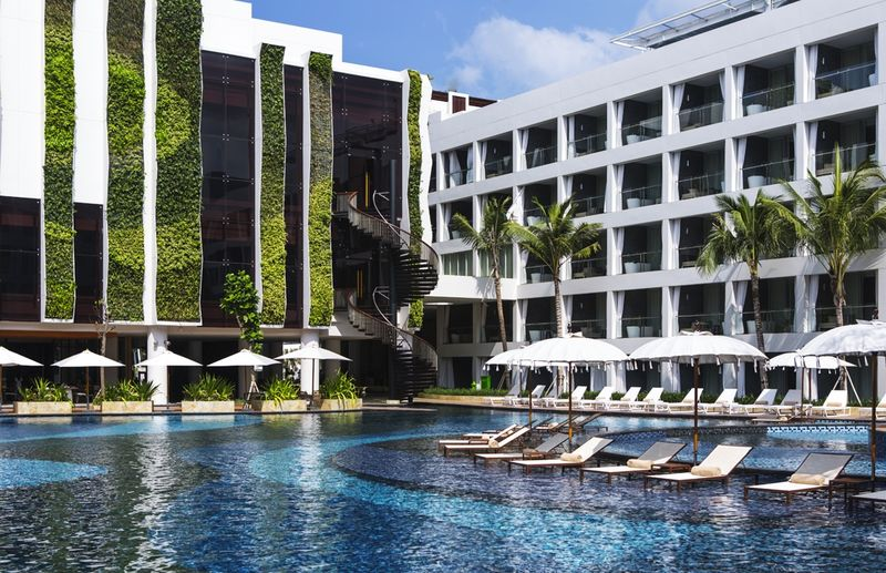 Feuring e magazine autograph collection debuts in asia for Hotel di bali indonesia