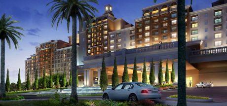 Größtes IHG-Hotel weltweit: InterContinental Resort & Residences Orlando eröffnet Anfang 2013