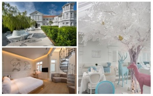 Macalister Mansion in Penang/Malaysia