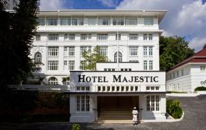 Neu eröffnetes Majestic Hotel Kuala Lumpur: Mitglied bei Leading Hotels of the World