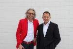 Bernhard Patter, geschäftsführender Gesellschafter von Diavendo, und Karl Kadner, Geschäftsführer von Kadner Hotel Consulting KHC