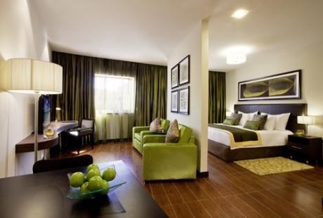 Mövenpick Hotel Apartment The Square Dubai - Deluxe Room