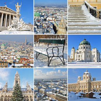 Winter in Wien (Foto: Photo 5000/fotolia.com)