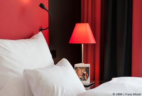 angelo Hotel Munich Westpark - Zimmer