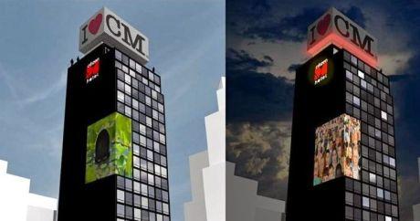 CitizenM Hotel am Times Square in New York City: Eröffnung des Designhotels ist im Juni 2013