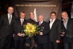 Deutscher Gastronomiepreis 2012 geht an Top-Gastronomen aus dem hohen Norden