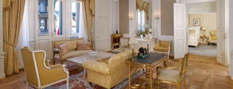 Hotel Bristol Warsaw - Salon Royal