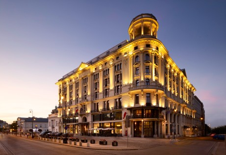 Hotel Bristol Warschau - The Luxury Collection