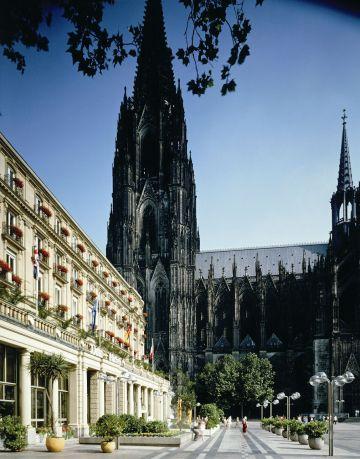 Dom Hotel Köln - ab Sommer 2014 von Althoff betrieben