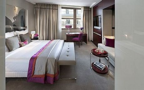 Mandarin Oriental Paris - Zimmer