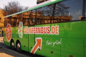 Travel Industry Club: Langfristiger Erfolg für neue Fernbusse auf deutschen Fernstraßen wird über die Preisstruktur entschieden