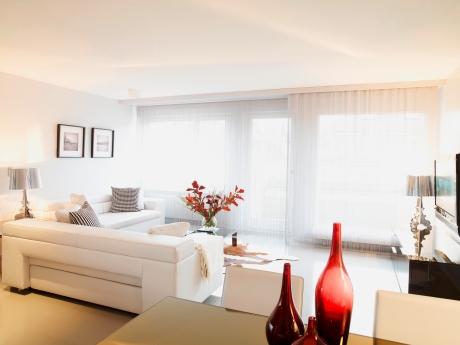 Visionapartment - Wohnzimmer