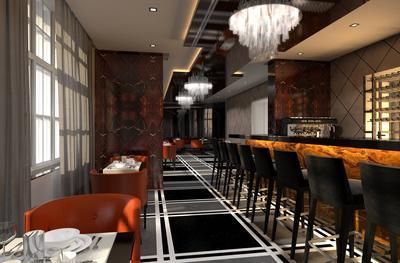 Bar im Hotel am Steinplatz Berlin