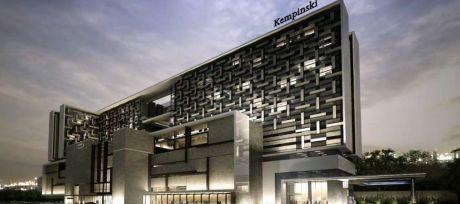 Kempinski Ambiance Hotel Delhi – 480 Zimmer – Zur Eröffnung kam der Dalai Lama