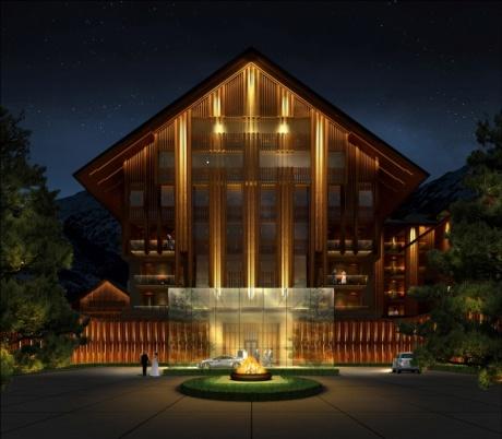 The Chedi Andermatt – erstes Luxushotel in Andermatt Swiss Alps wird Ende 2013 eröffnet