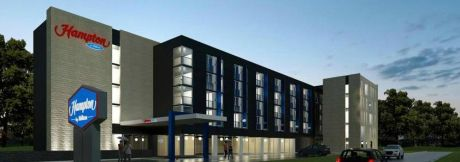 Hampton by Hilton Warsaw Airport – Eröffnung soll Anfang 2014 sein