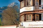 Opfer von Erpressung mit schlechten Hotelbewertungen: Hotel Alpenrose Bayrischzell
