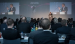 Vielbeachteter Vortrag über unternehmerisches Handeln: Trigema-Chef Wolfgang Grupp beim Kongress Top Supplay 2013