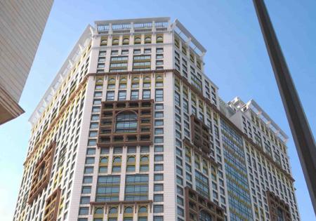 Anjum Makkah Hotel – Eröffnung des Tophotels mit 1.795 Zimmern ist im Juli 2013