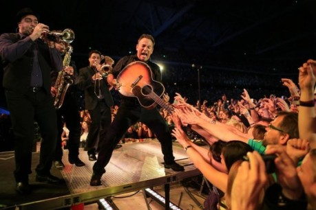 Bruce Springsteen & E-Street Band
