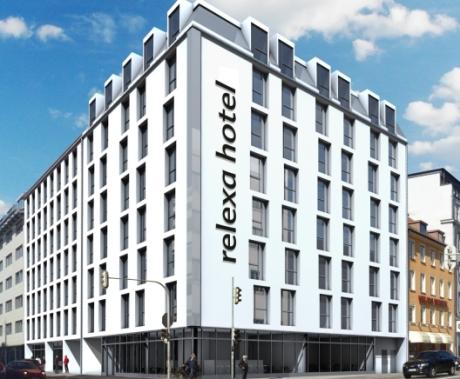 Relexa Hotel München - Eröffnung ist im September 2014