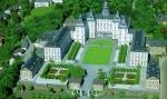 Althoff Grandhotel Schloss Bensberg - Luftaufnahme