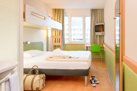 Ibis Budget Hotel eröffnet im Februar 2014 in Ludwigsburg