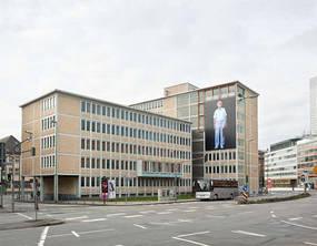 Ehemaliger Bundesrechnungshof in Frankfurt am Main soll zum Budget-Hotel mit 450 Zimmern umgebaut werden