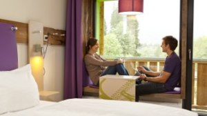 Zimmer im Explorer Hotel Neuschwanstein