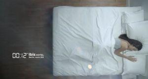 Ibis Sleep Art: App zeichnet Bild von ihrem hoffentliche erholsamen Schlaf
