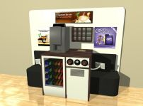 Vending-Konzept für Hotels von N&W Global Vending