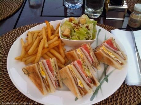 Das weltbeste Club Sandwich gibt es im InterContinental Hong Kong, laut clubsandwichreviews.com