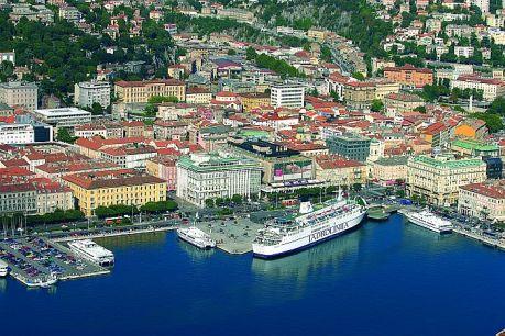 """In der malerischen Hafenstadt Rijeka entsteht das neue Hotel- und Marinaprojekt """"Gateway"""""""